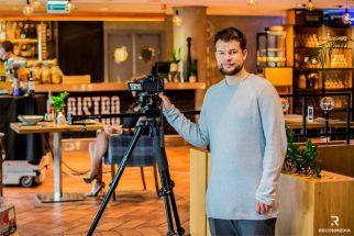 Kamerzysta do teledysku - Michał Krzywonos