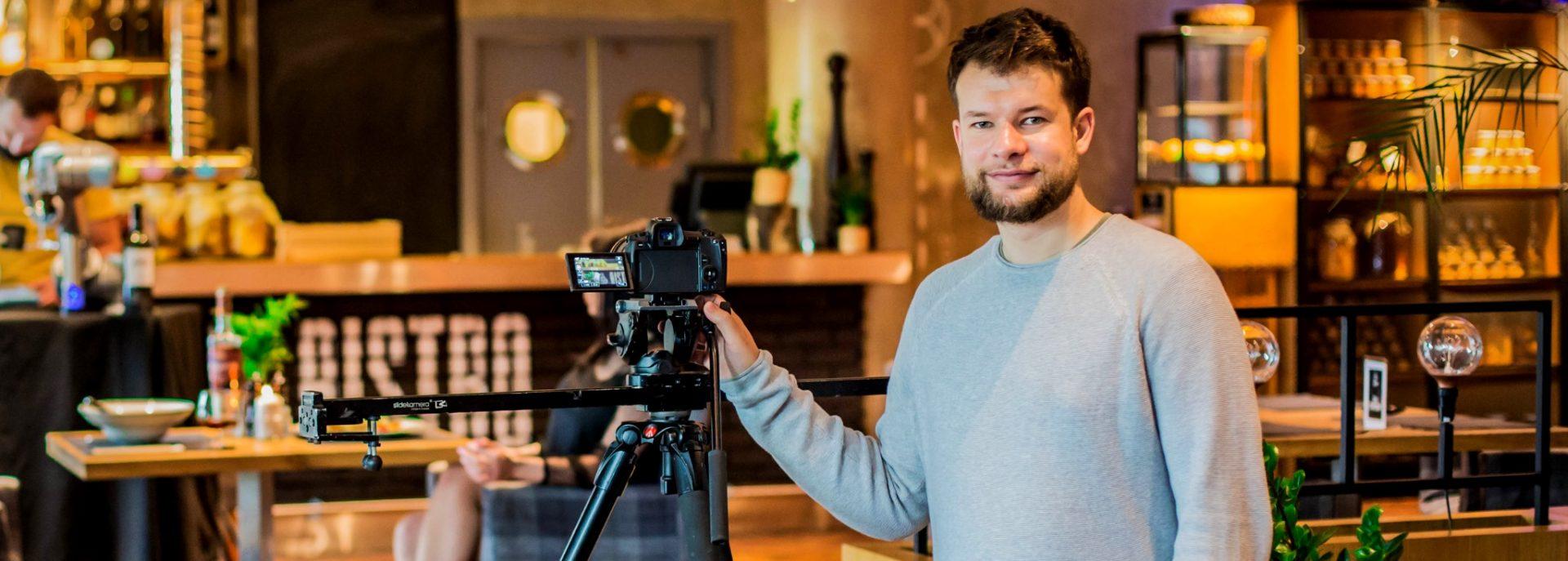 Realizacja teledysków na Śląsku - filmowanie Bielsko-Biała